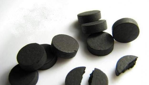 пить активированный уголь для похудения