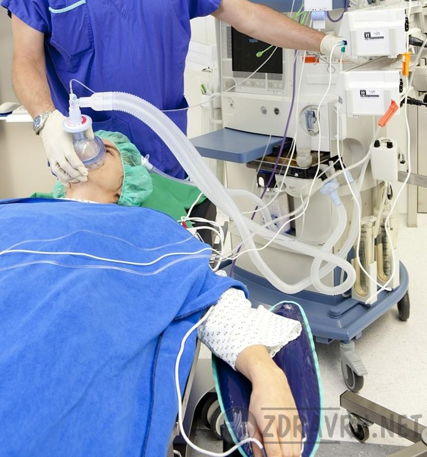 методы и виды анестезии