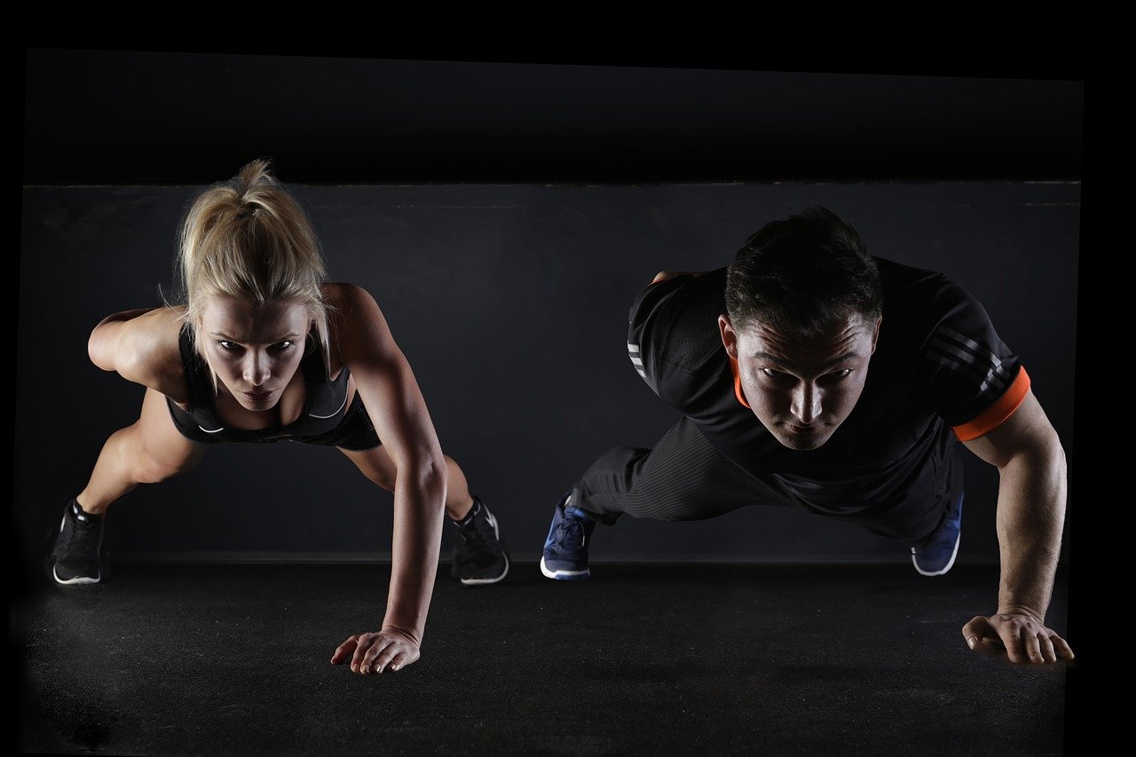 Упражнение планка - как делать правильно